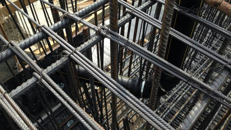 צינורות מי גשם ™UltraSilent™ Ultra Beton