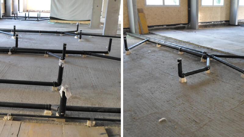 שפכים ™UltraSilent™ Ultra Beton